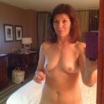 femme sein nu du 21